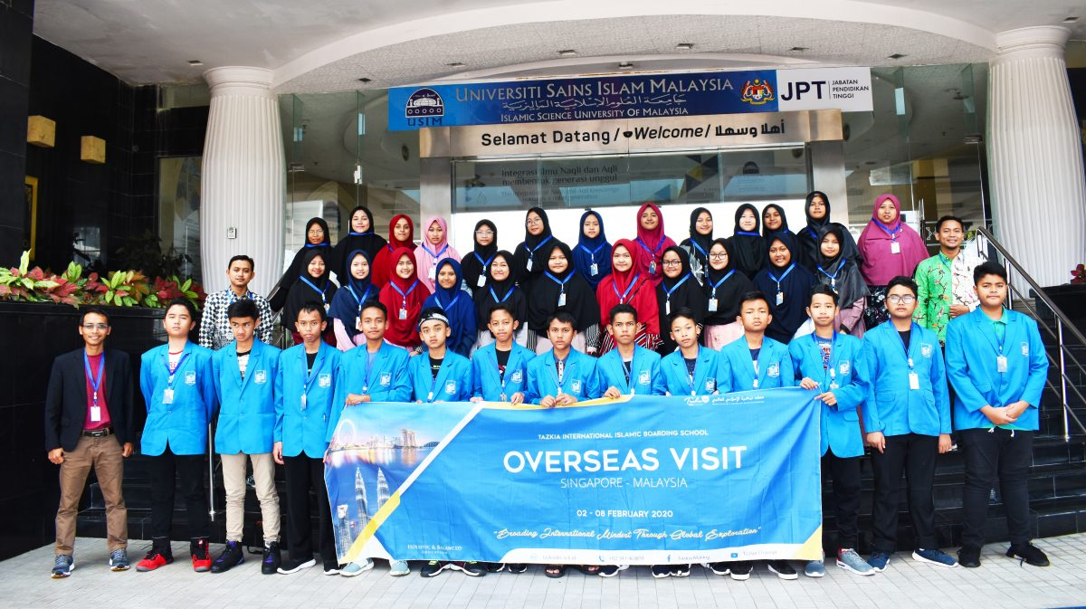 Courtesy Visit from Tazkia International Islamic Boarding School