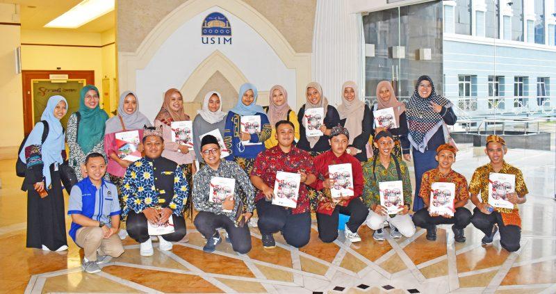 Visit from Forum Pemuda Mojokerto, Indonesia