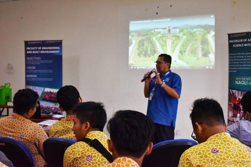 Visit from SMA Islam Terpadu Nurul Fikri Boarding School, Bogor, Indonesia